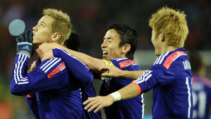 Road to FIFA World Cup 2014: Japan