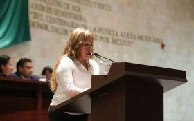 Propone diputada Marichuy Melgar nueva leyde contraViolencia Familiar