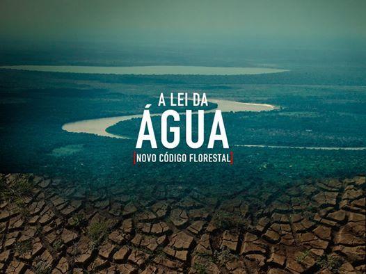 """O Greenpeace exibe gratuitamente o filme """"A Lei da Água"""" no próximo dia 2 de junho, às 19h30, no anfiteatro do CEU Pêra Marmelo, na zona noroeste da capital paulista."""
