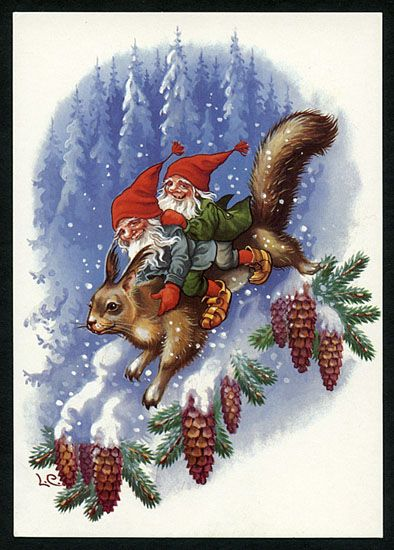 Vintage Christmas - Lars Carlson
