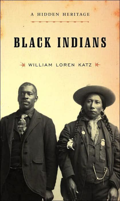This is a Great book,  BLACK INDIANS. A rich history that often goes ignored, unnamed, and abused. Their history spans the Americas, and their stories are unique to the fabric of multiculturalism.
