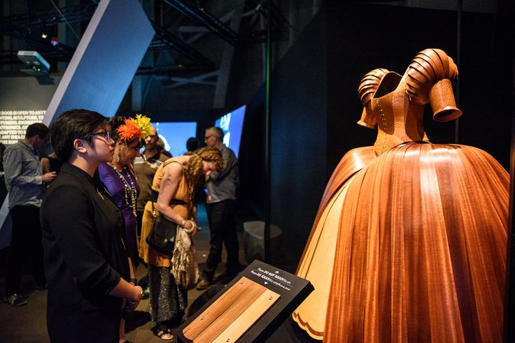 Lady Of The Wood, David Walker, United States. Photo credit: EMP Museum