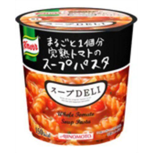 クノールスープDELI まるごと1個分完熟トマトのスープパスタ 6個セット[クノール スープパスタ ケンコーコム]   timein.jp