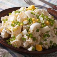 Golden Corral Copycat Potato Salad