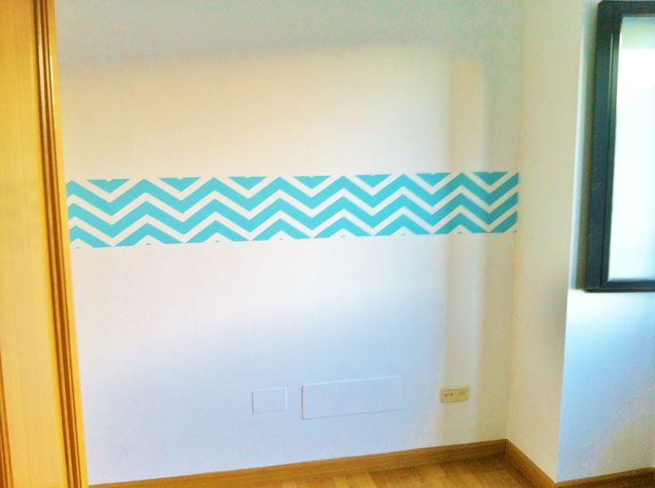 Pintura decorativa paredes buscar con google plantillas - Pintura decorativa paredes ...