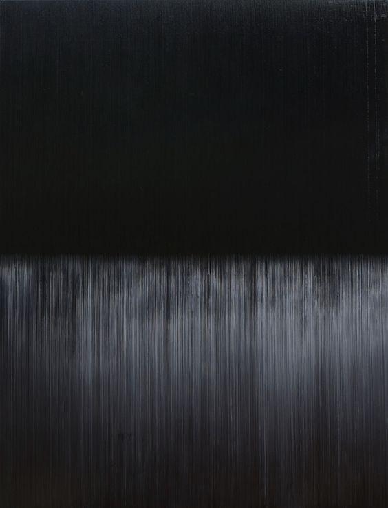 "Saatchi Online Artist: Akihito Takuma; Oil, 2012, Painting ""Lines of Flight,op.366"