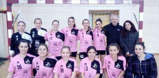 Pallamano, le Under 18 della Riviera Handball campionesse liguri di categoria