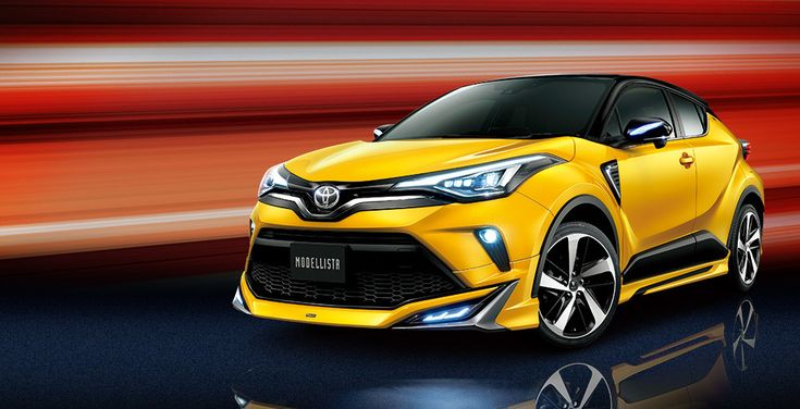 Toyota CH-R receives an even sportier treatment than the GR Sport version