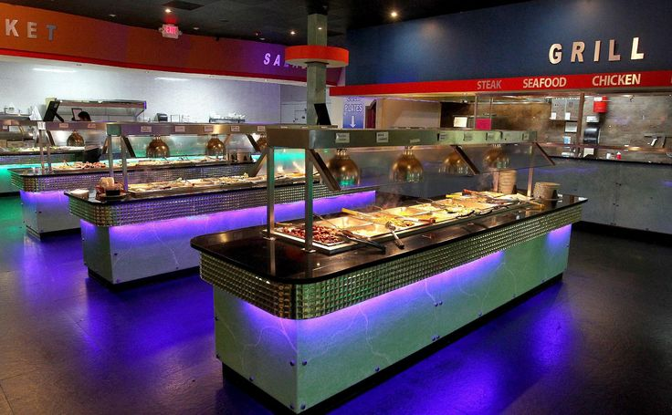 The name may no longer reflect it, but the new operators of a Gastonia buffet haven say they still have passion for the food they serve.