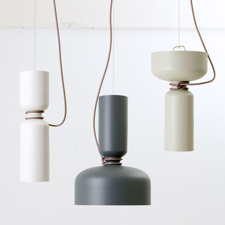 Unique lamps for a unique and extraordinary