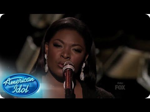 "Candice Glover returns to the stage for her second Top 4 (Again) performance to sing her rendition of ""You've Changed."" Take a look at her performance.  ""You've Changed"" performed by Candice Glover on American Idol. Show 5/1/13"
