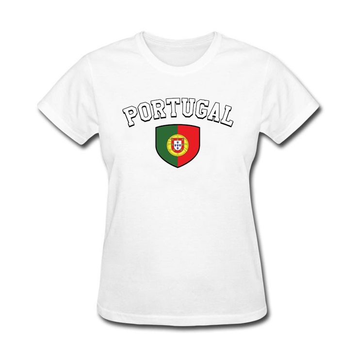 >> Click to Buy << Make your Own Portugal Supporters Tee Shirts for Woman Novely Short Flag Ladies Clothing t shirt Maker #Affiliate