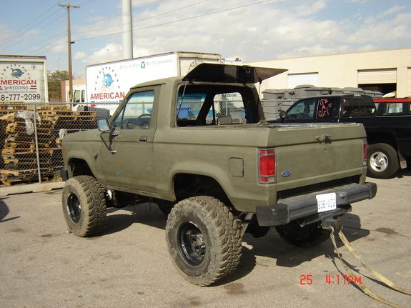 """1984 Ford Bronco II """"Duece Box"""" - West Jordan, UT owned by ricosmeeco Page 6"""