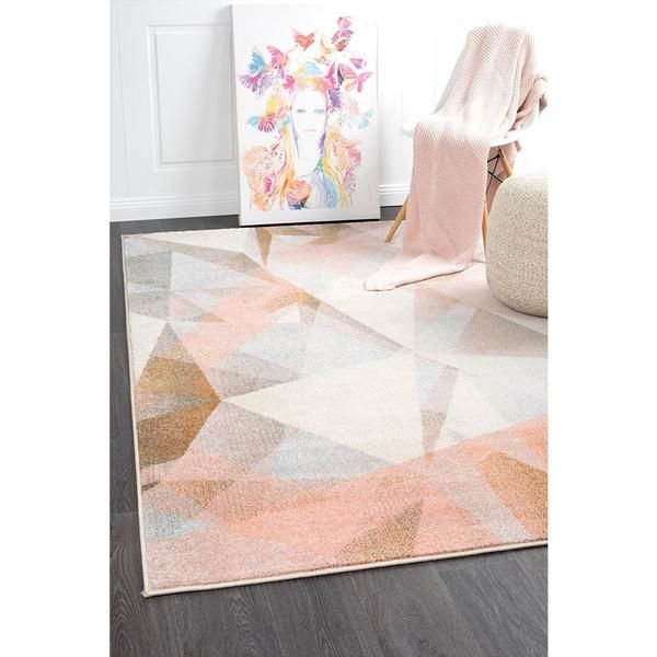 In love with the stunning pastel colours in this rug: Lima Blush Pastel Abstract Geometric Patterned Modern Rug. Available in the following sizes:  230 x 160cm: $277.99⠀ ⠀ ⠀ ⠀  290 x 200cm: $397.99⠀ ⠀ ⠀ ⠀ ⠀  330 x 240cm: $527.99 400 x 300cm: $847.99 300 x 80cm: $199.99 400 x 80cm: $247.99