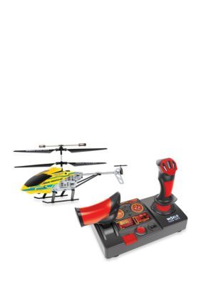 World Tech Toys Nano Hercules Unbreakable Helipilot 2.4Ghz 3.5Ch Rc Helicopter - Yellow - No Size
