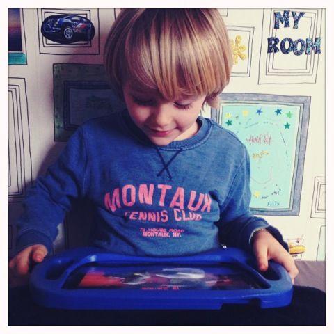 iPad Cover - MyTelly