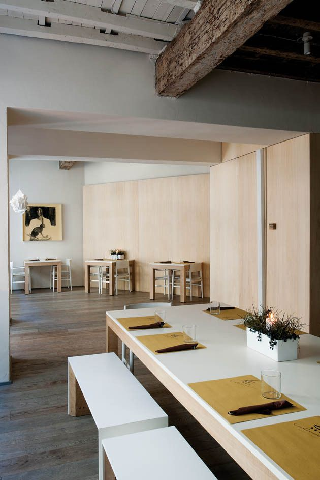 Images about minimalist restaurant design on