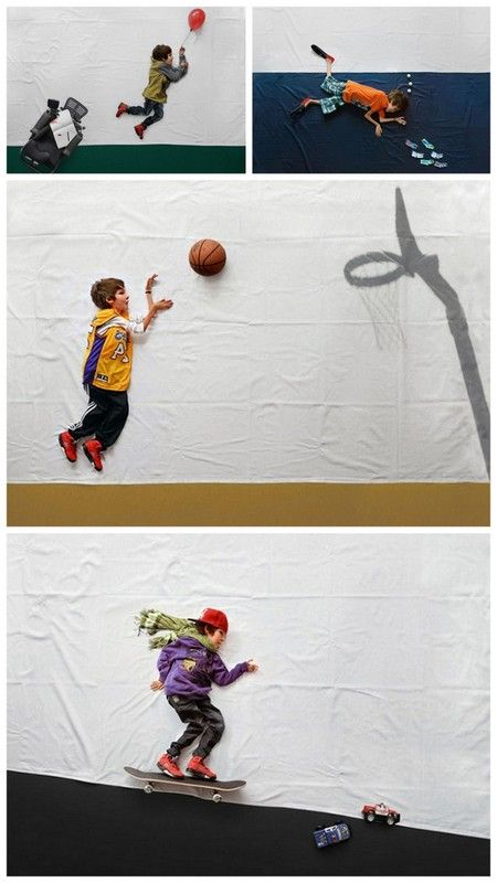 """""""Le Petit Prince"""" by Matej Peljhan Little boy's dreams come true with the help of photographer"""