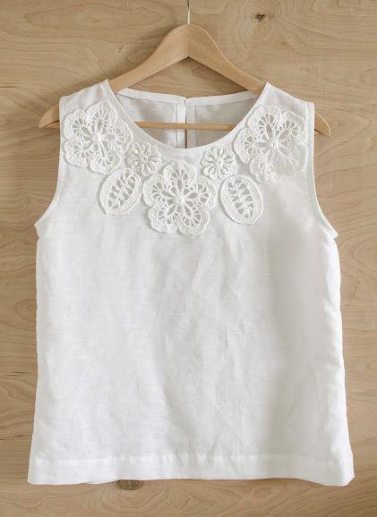 Outstanding Crochet: Irish crochet. Pattern 5,50 $ ♡ Teresa Restegui http://www.pinterest.com/teretegui/ ♡