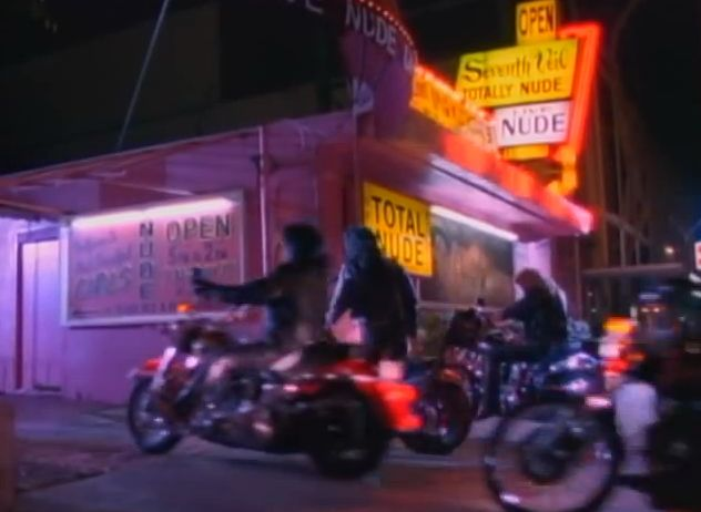 "The Strip Clubs of Motley Crue's ""Girls, Girls, Girls"" 