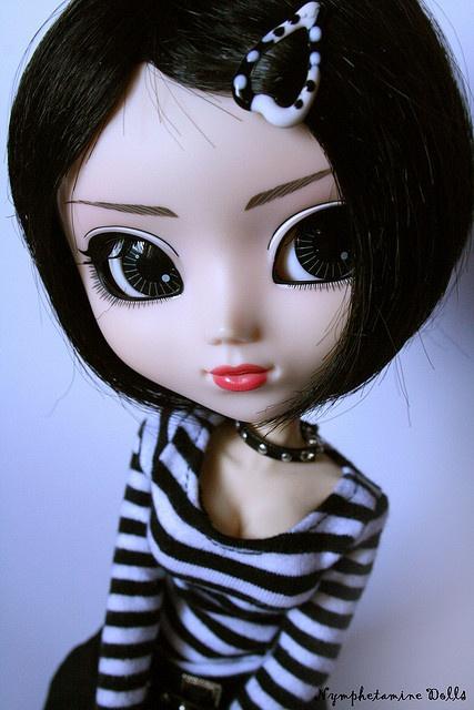 Liv 03 (Pullip Rida) by ·Nymphetamine Girl·, via Flickr