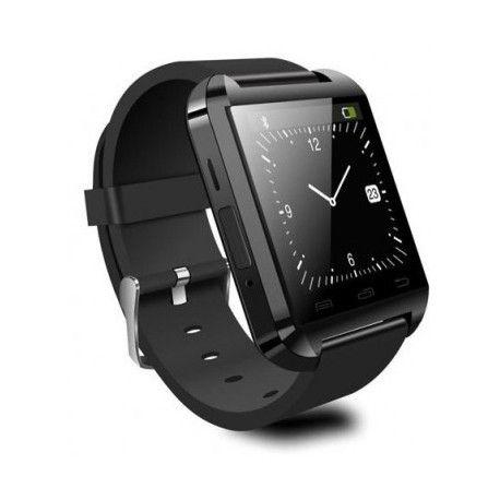 #SMARTWATCH U-WATCH #Smartwatch compatibil cu IOS #Apple si toate #Android Phone. Nu se conecteaza cu #Windows Phone Pagina principala, display cu data, timp, saptamana si baterie. Reminder apeluri pierdute, semnal telefon. #Ceas tip Smartwatch de la U-Watch U8 cu conexiune #Bluetooth si #Touchscreen. Acesta este un Smartwatch cu conexiune Bluetooth compatibila de la toate versiunile BT V2.0 in sus. Exemple: Iphone 4, 4S, 5, 5S, Samsung S3, S4, Note 2, Note 3, Note 4 etc. PRETUL ESTE DE…