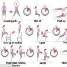 De 7 Minuten Workout: thuis je fitness op peil houden