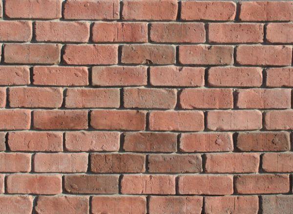 Tumbled Thin Brick Veneer (Color: Santa Clara)