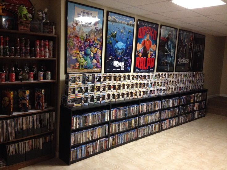 84 Best Images About Dvd Storage Ideas On Pinterest