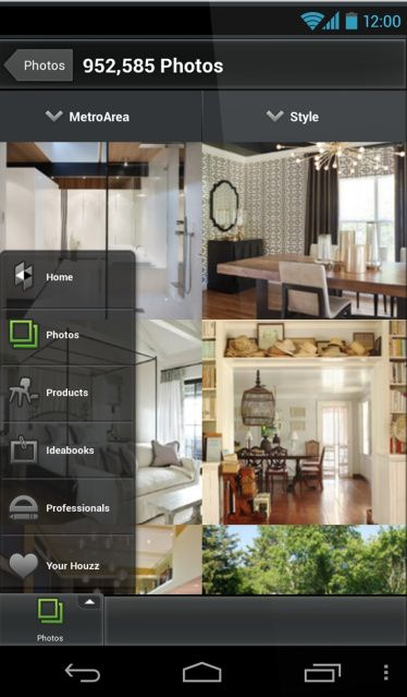 After 5M iOS Downloads, House Remodeling Platform Houzz Launches Its Android App