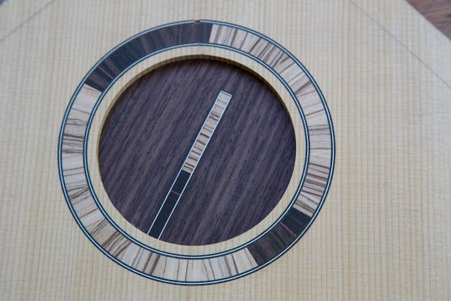 Wood With Strings: Irish Bouzouki - The Rosette