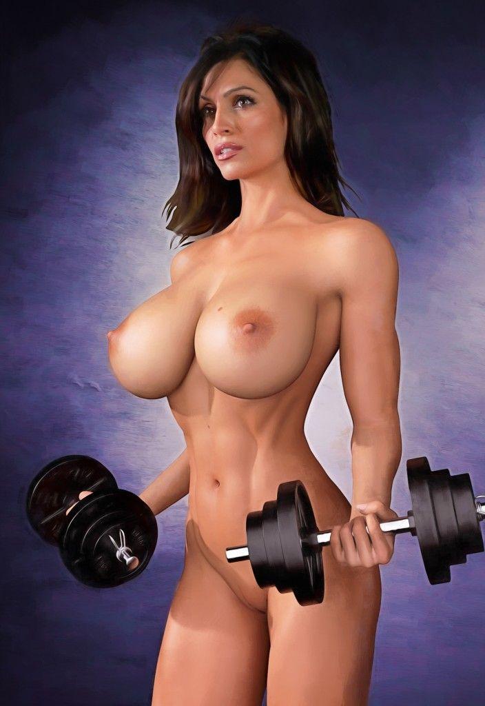 Denise Milani Boobs 65