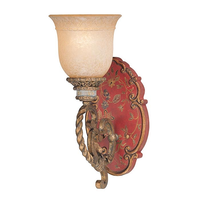 Venetian inspired sconce.  $227: House Venice, Awesome Lights, Inspiration Sconces, Savoy House