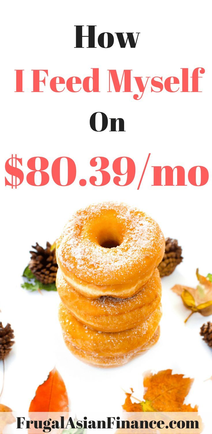 Find out what I eat to stay healthy and keep my food budget under $90 a month.