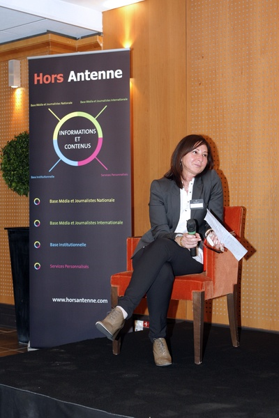 Marylise Fortin, Hors Antenne and PR Newsiwre