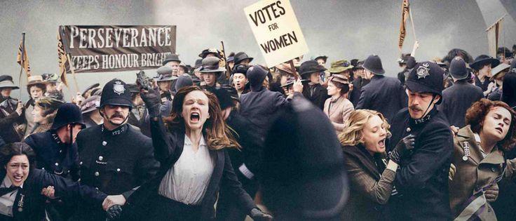 Filme: As Sufragistas | Sutileza Feminina