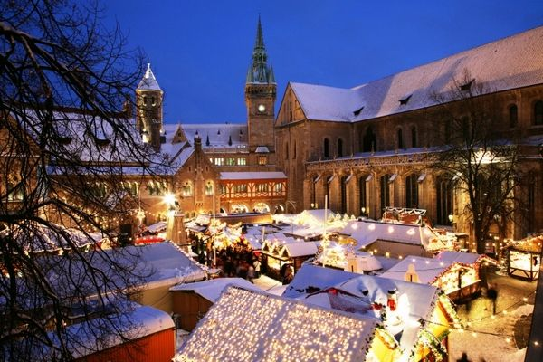Christmas Traveling: 15 Of the Most Beautiful Christmas Markets in Europe
