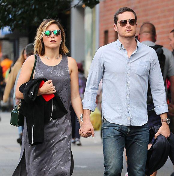 Sophia Bush main dans la main avec son boyfriend | HollywoodPQ.com