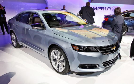 The 2014 Impala design is here, and the only thing that is recognizable from previous models is the nameplate. Chevrolet rethought and redesigned every aspect of the Impala and produced a car with performance, style, and innovation.    http://blog.chapmanchevy.com/2014-impala-rethought-and-redesigned/