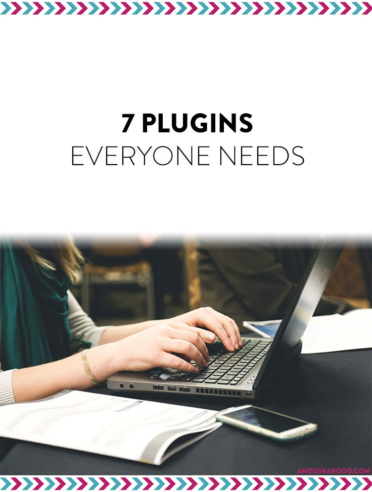 Setting up your site in WordPress you're bound to want to use some plugins. With more than 45,000 plugins in the WordPress plugin directory (not to mention the many premium plugins out there), things can get confusing fast – which plugins are the best for SEO, contact forms, security and performance? These are the plugins I recommend and use in every project.