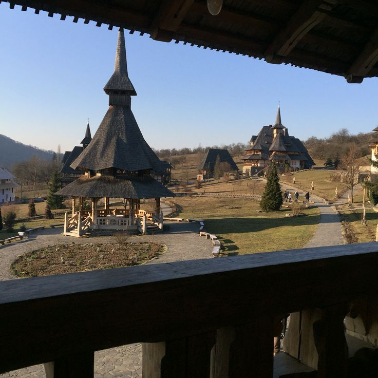 Manastirea Barsana, Maramures