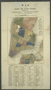 39 best Old Maps of New York images on Pinterest  Nyc Manhattan