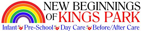 New Beginnings of Kings Park provides education and care for children from 6 weeks old to the 6th grade. http://www.longislandbusinessclub.com/united-states/smithtown/education/new-beginnings-of-kings-park#utm_sguid=171809,537a3287-7881-6b84-c575-47973989fe91