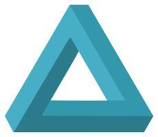 Le triangle de Penrose