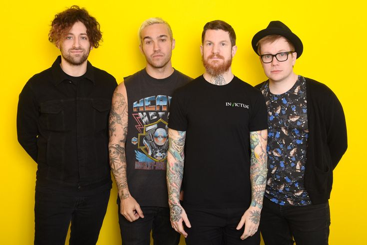 22 Questions About Life On Tour With Fall Out Boy-I'm actually laughing out loud