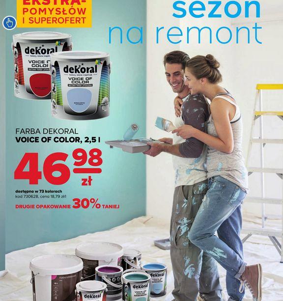 Ostatnie dni promocji!! http://www.promocyjni.pl/gazetki/24460-sezon-na-remont-gazetka-promocyjna-n114-p5-c1-k1-k27-k39#page=1