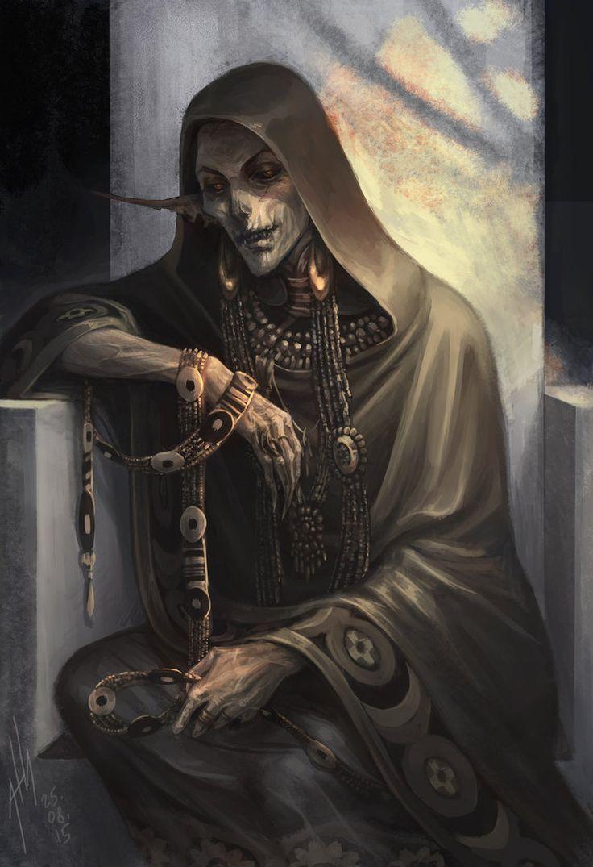 Reaper [10 by Catlait on DeviantArt]