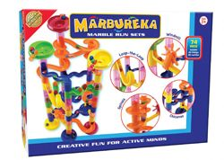 Marbureka marble run 74