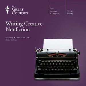writing creative nonfiction listen to writing creative nonfiction