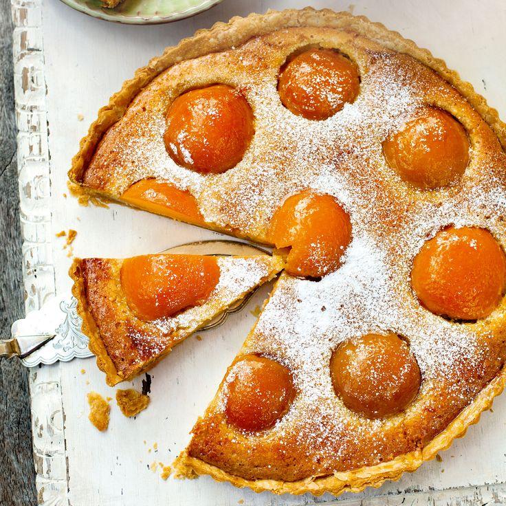 Peach and Frangipane Tart | Recipe | Tart Recipes, Tarts and Peaches